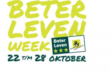 Het logo van de Beter Leven week in 2018