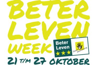Beter Leven week logo 2019