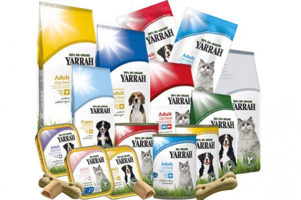 Yarrah diervoeding met het Beter Leven keurmerk