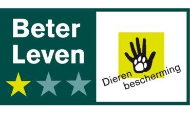 het Beter Leven logo met 1 ster